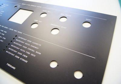 Traffolyte Control Panel