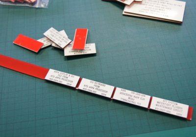 Traffolyte Labels