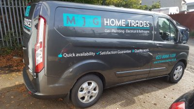Vehicle Graphics and Sign Makers in Southampton